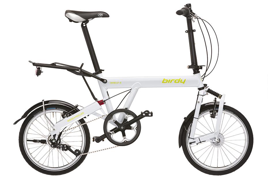 World Birdy Comfort Folding Bikes Riese Muller