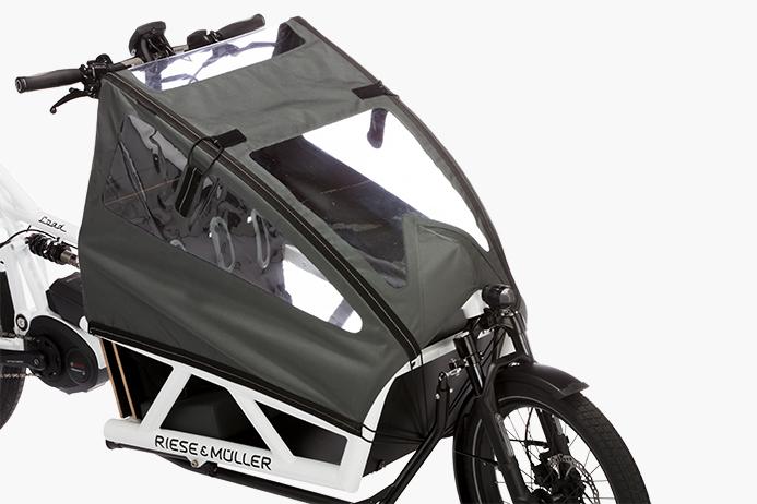 Riese & Muller cargo bike