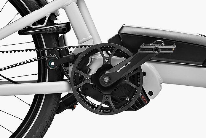 Bosch motors | Technology | Riese & Müller